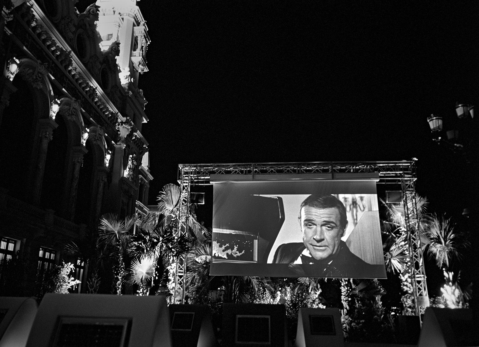 Monte Carlo and James Bond - a classic combination.