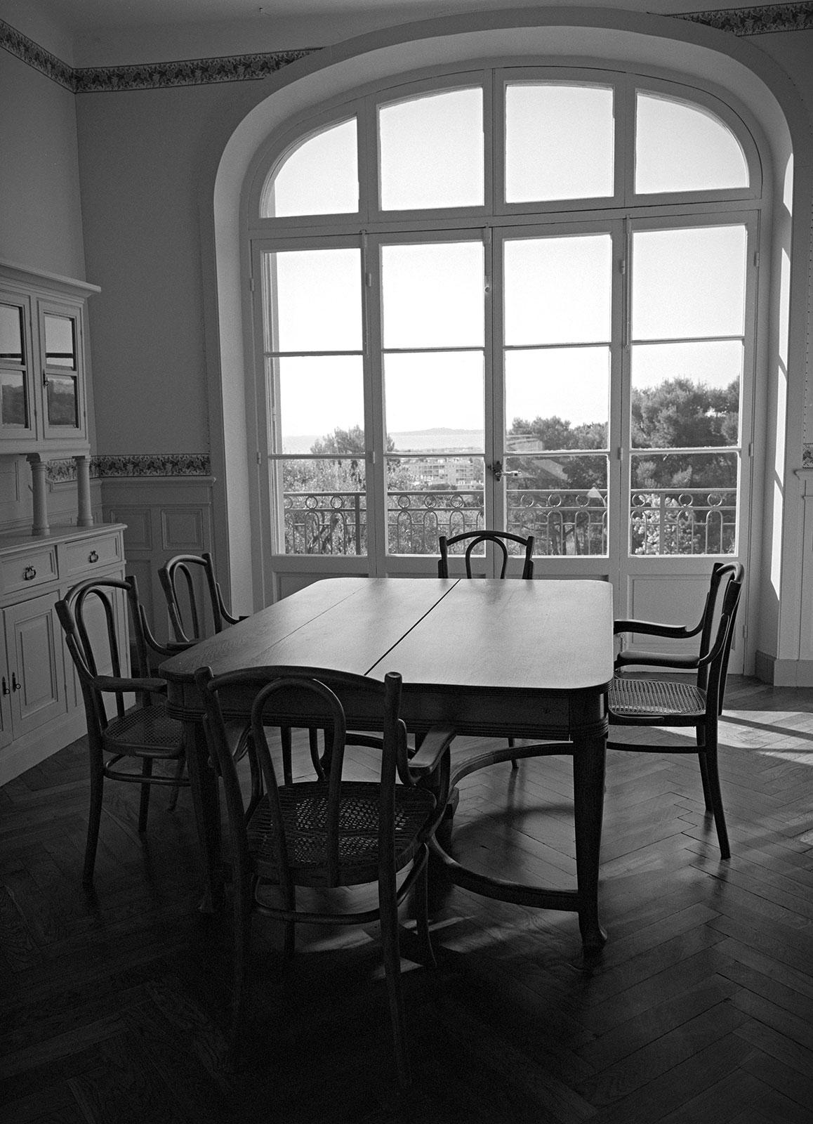 Maestro's dining room