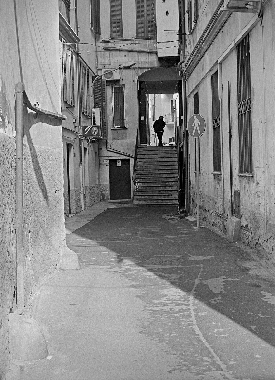 Ventimiglia, Via Aprosio, II