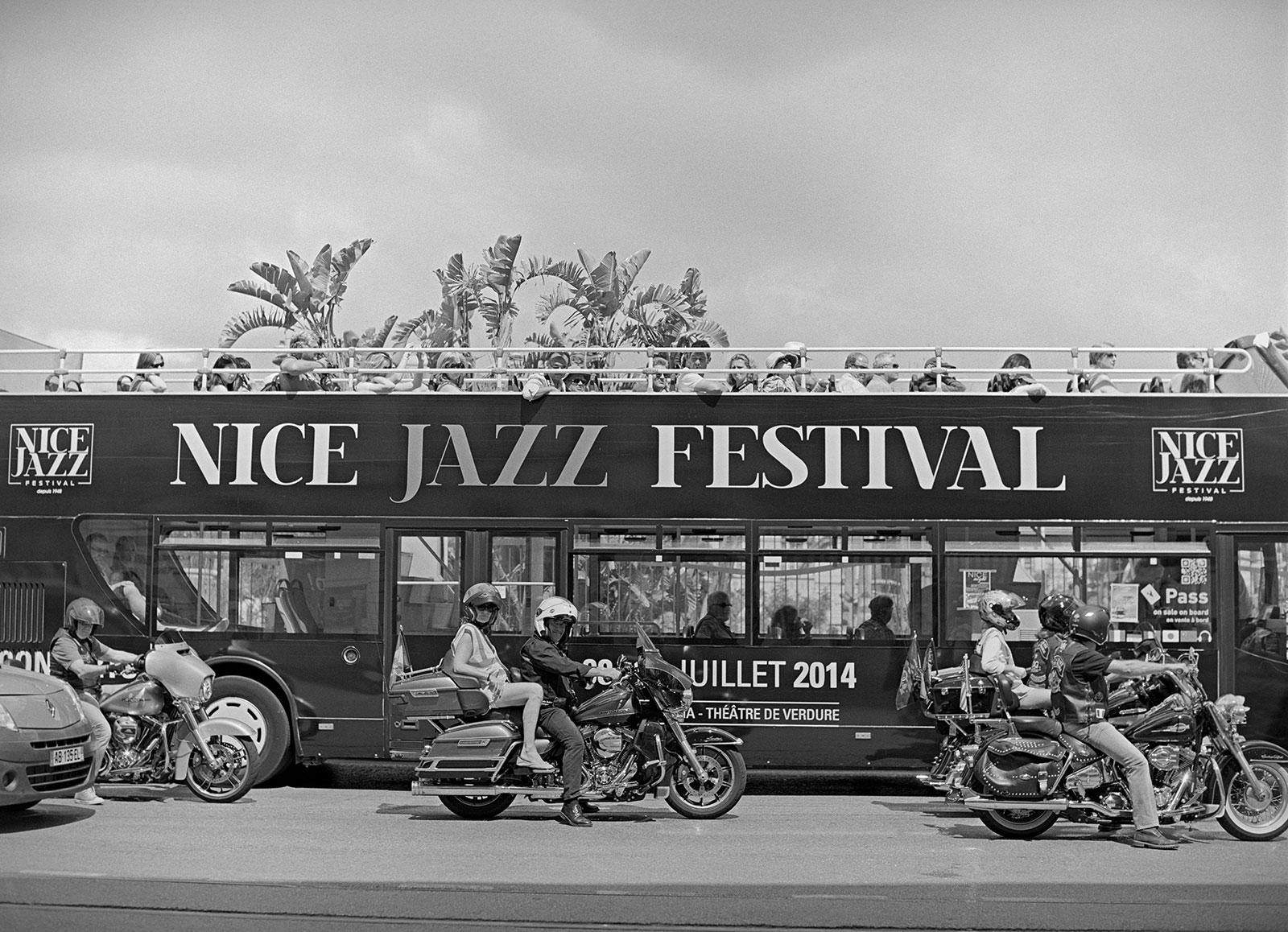 Nice, Boulevard Jean Jaures