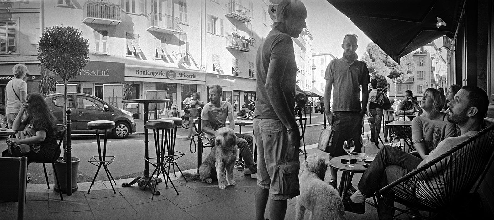Nice, Rue Bonaparte