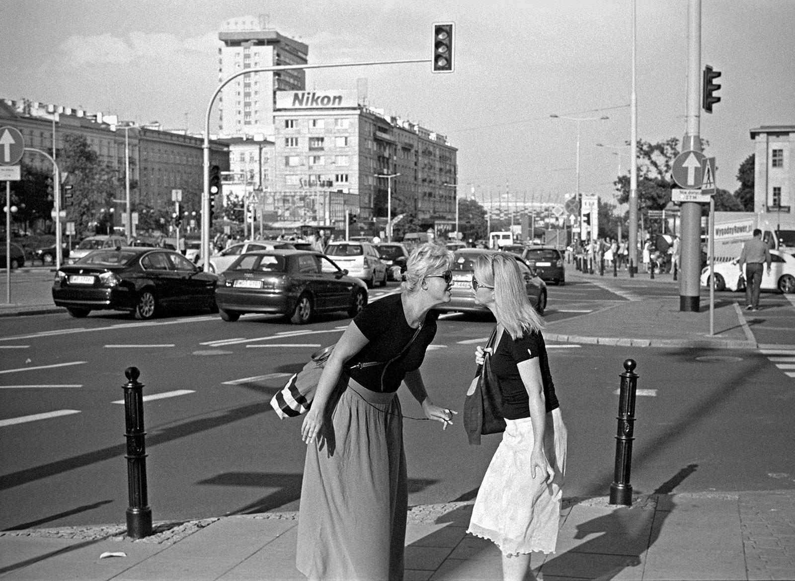 Warsaw, Rondo de Gaull'a