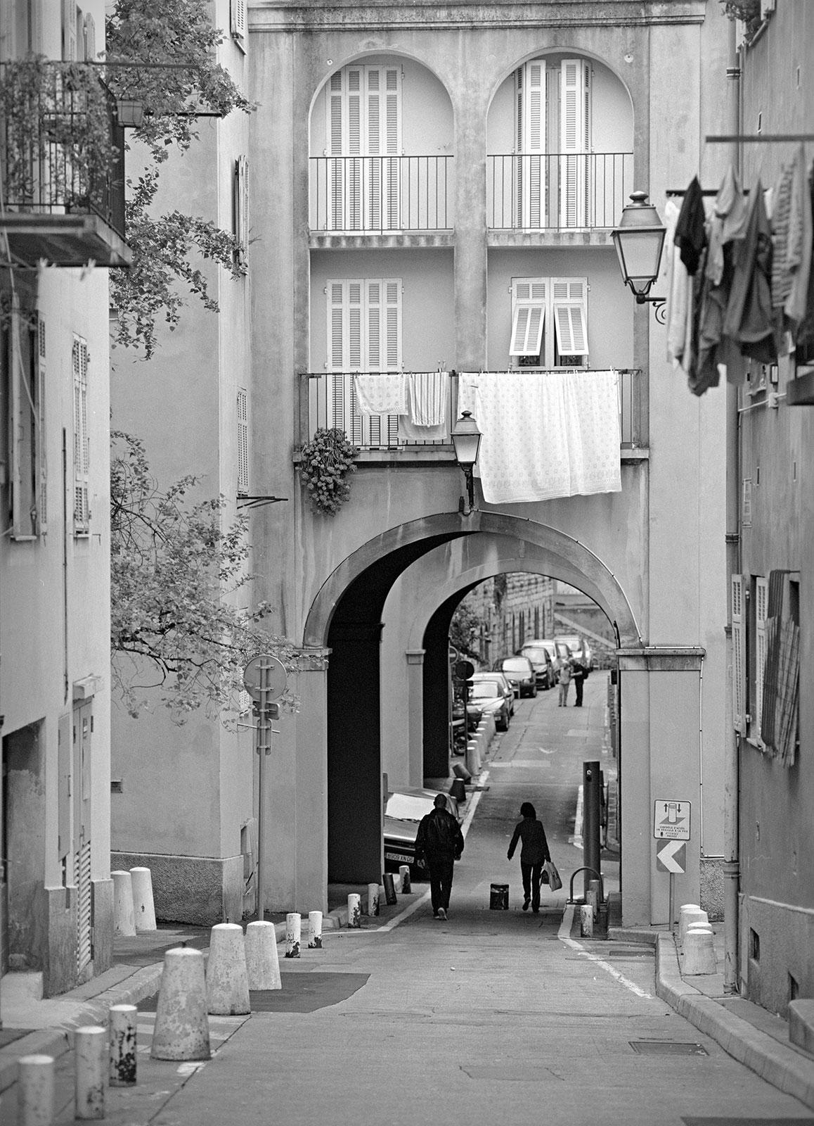 Nice, Rue de la Loge