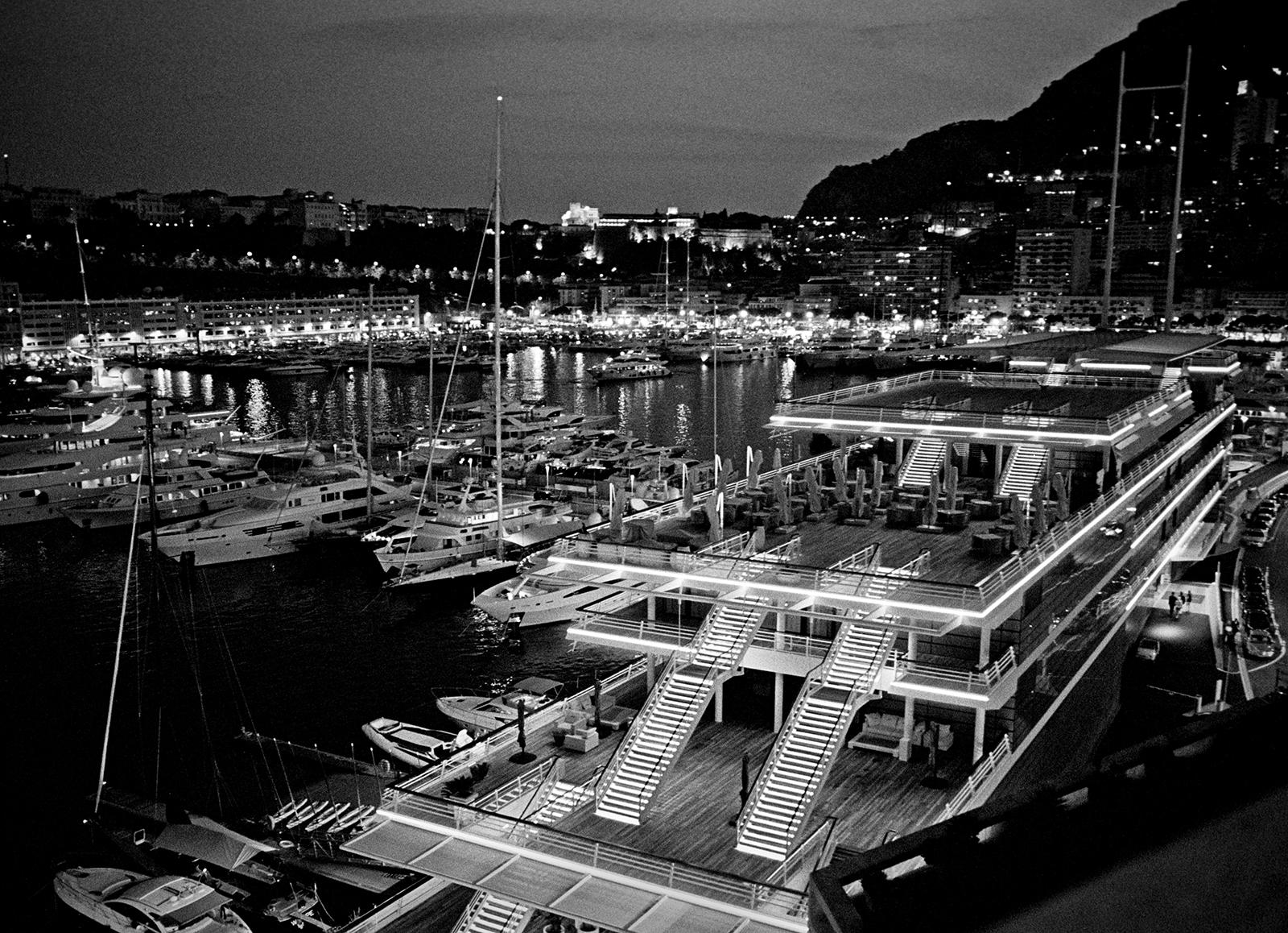 Monaco, Monaco Yacht Club, Port Hercule