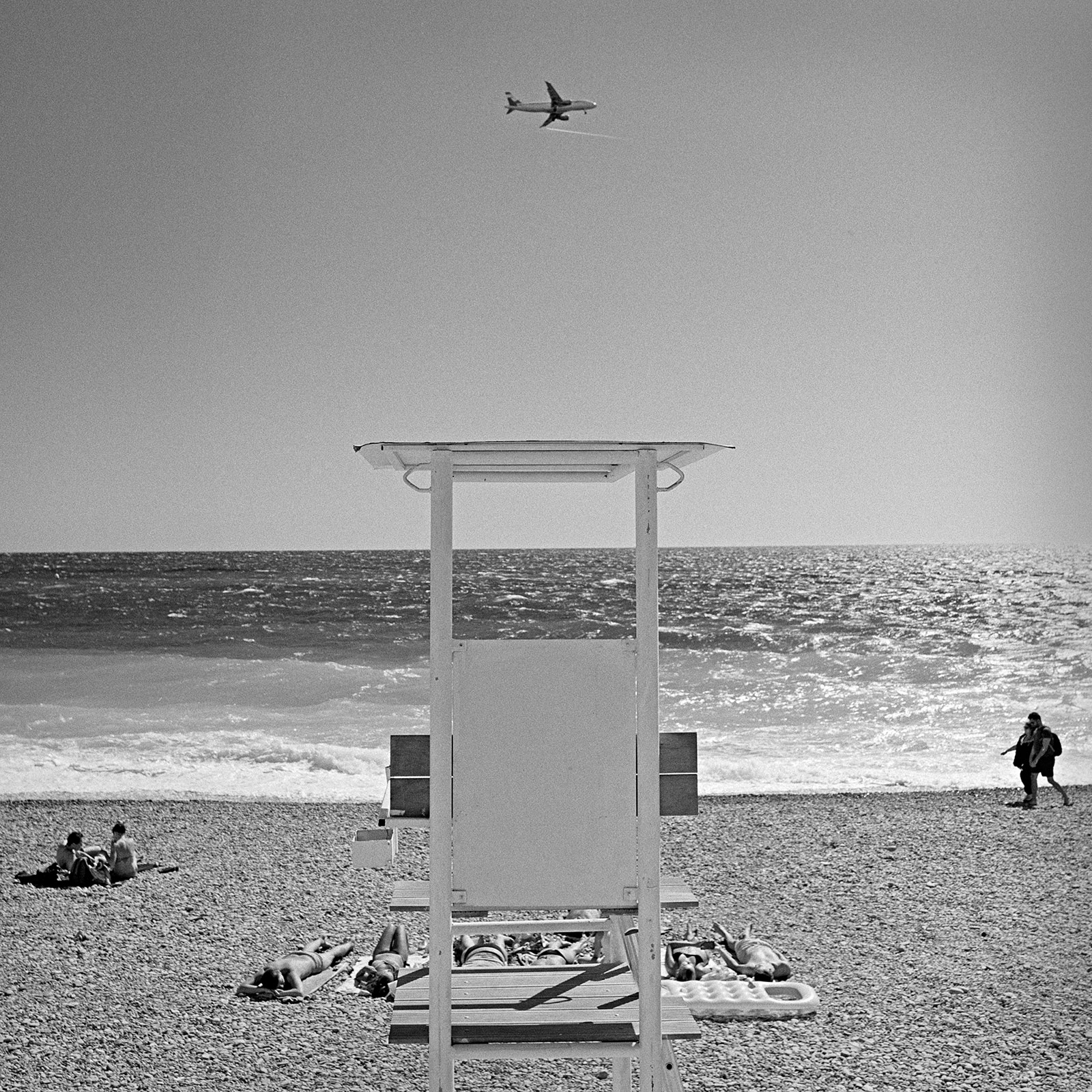"Nice, from the series: ""Planes"""